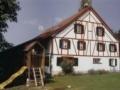 Fassade Riegelhaus